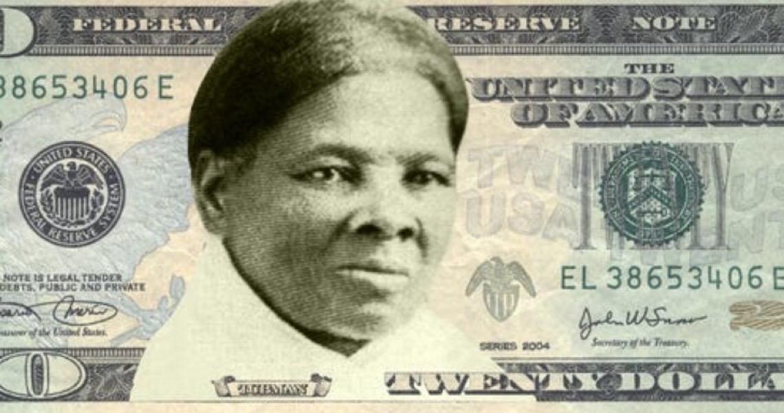 Saiba quem é a ativista negra que será estampada em nota de 20 dólares nos EUA