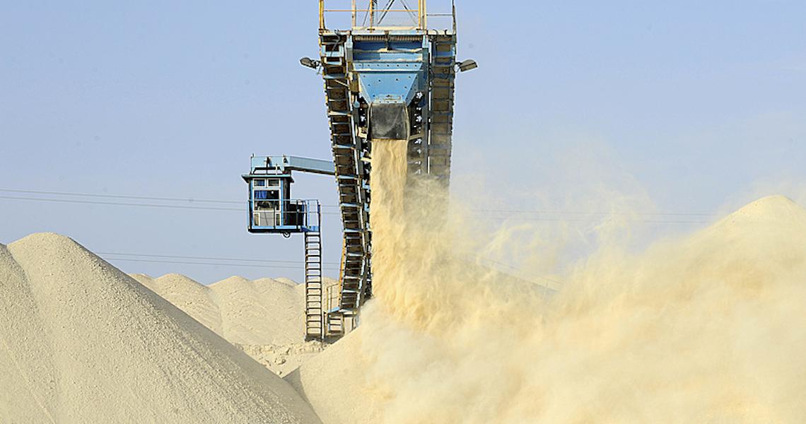 Fertilizantes produzidos no Brasil contêm fosfato roubado do Saara Ocidental