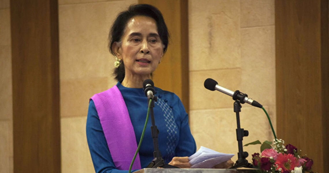 Exército de Mianmar alega fraude eleitoral e prende presidente e Nobel da Paz