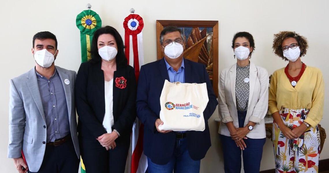 ONU Mulheres e Maranhão tentam viabilizar projeto de governança de mulheres indígenas e quilombolas