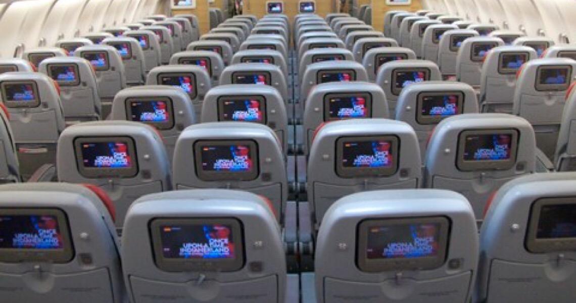 Alitalia continua inovando sobre coronavírus, apesar da incerteza de seu futuro