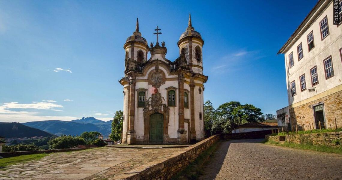 Passeie próximo a Belo Horizonte: 4 cidades imperdíveis de Minas Gerais