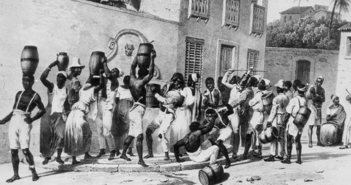 Escravos viabilizaram primeiro plano de vacinação do Brasil