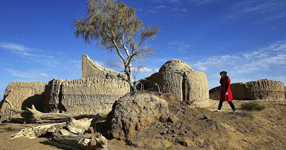 Desenterradas no Irã ruínas de majestoso portal construído por Ciro, o Grande