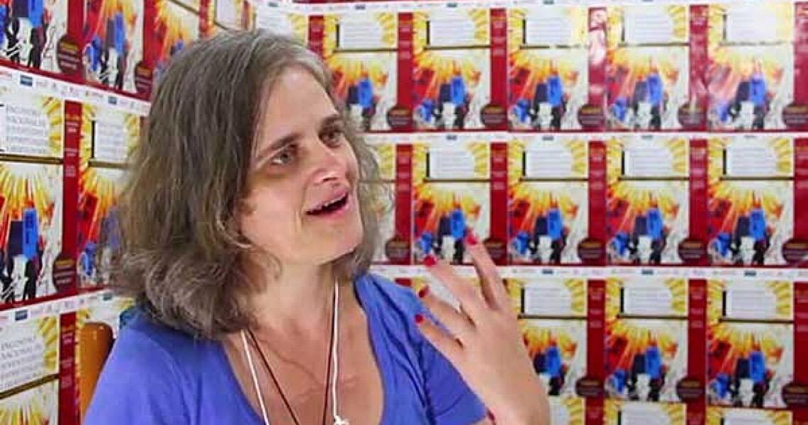 Pastora Romi Bencke, alvo de ataques na internet, recebe apoio de 200 organizações
