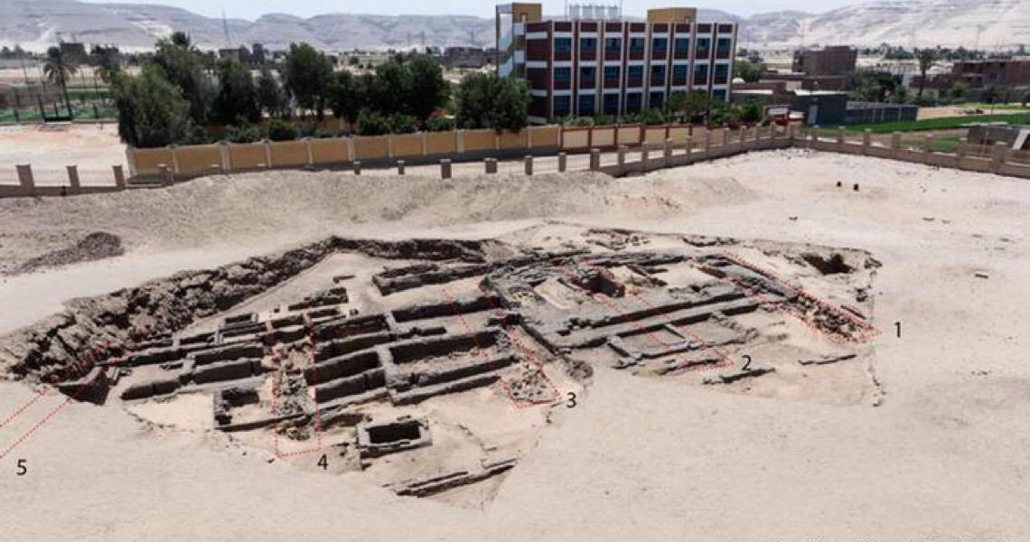 Descoberta no Egito cervejaria de 5 mil anos