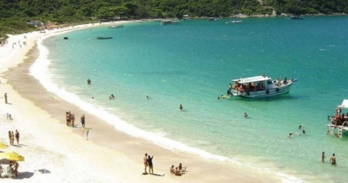 Praia da Pipa vira exemplo de risco para a Covid-19