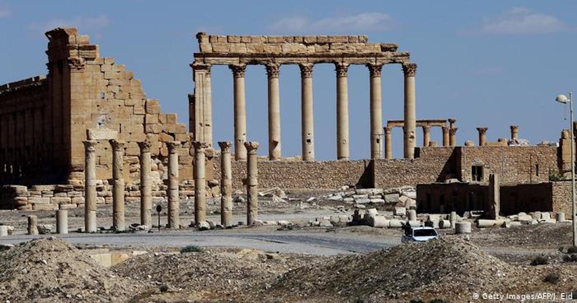 O perigoso trabalho dos arqueólogos em zonas de conflitos