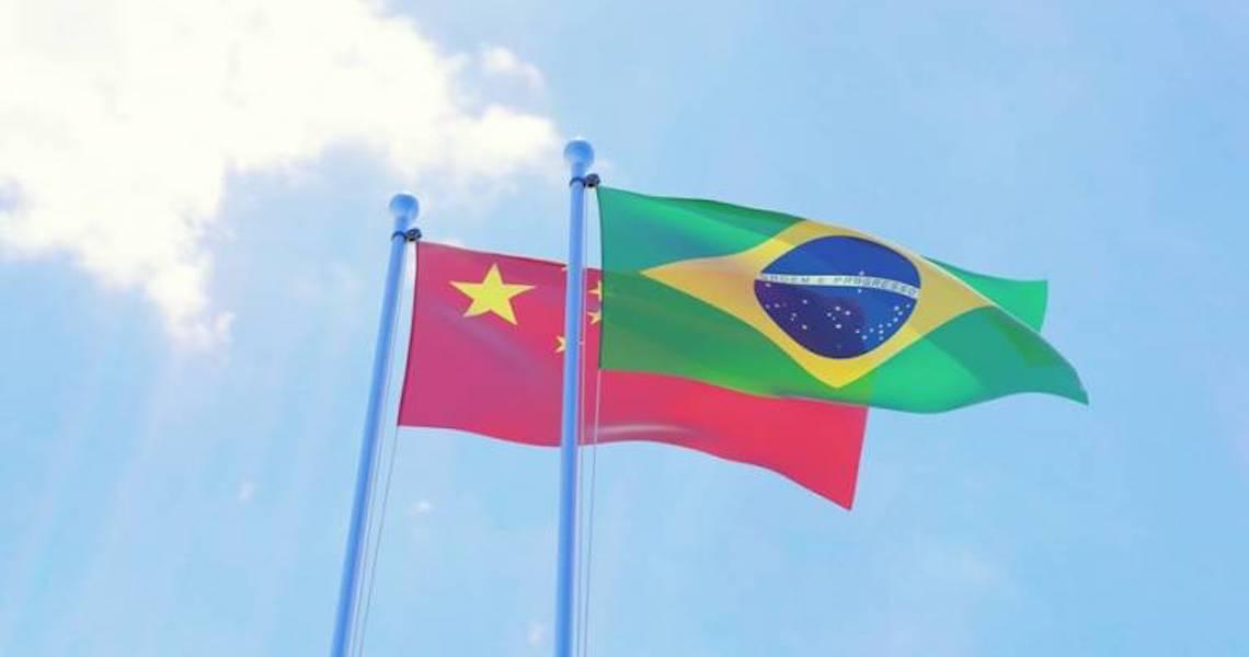 Dependência comercial do Brasil em relação à China é recorde e deve aumentar