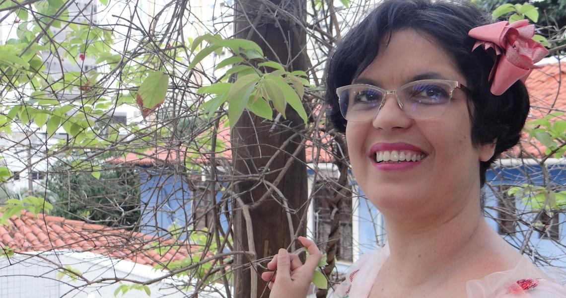 Escritora Palmira Heine Lança O Sonho Azul