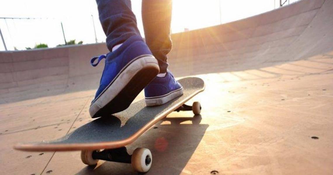 Projeto Skate Escola estimula estudantes da rede pública