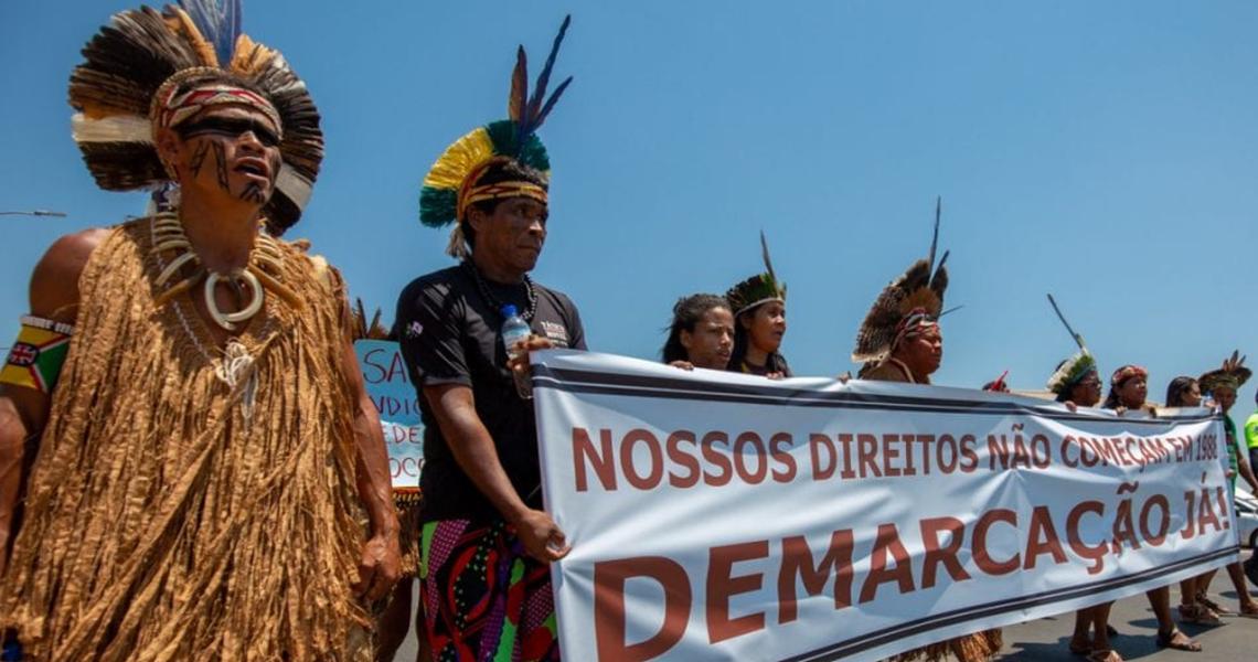 Indígenas acusam governo de descumprir acordo em concessão de ferrovia