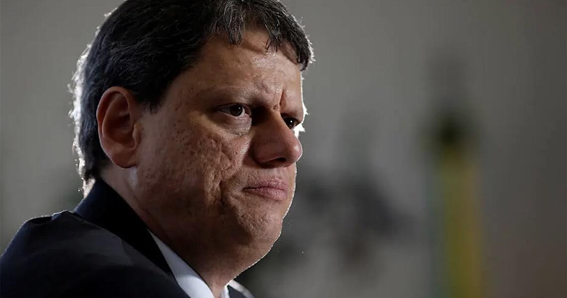 Tarcísio Freitas, um ministro fora da curva no governo