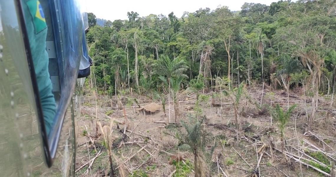 Funai e Ibama liberam a entrada do agro em terra indígena