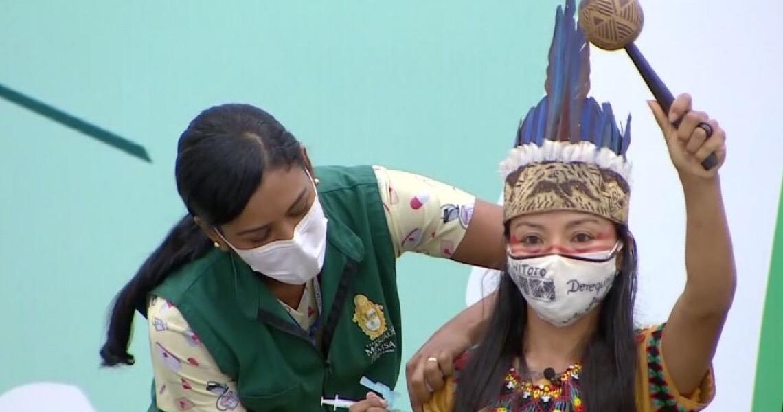 Caciques desembarcam em Brasília para cobrar providências contra 'crise' na saúde indígena durante pandemia