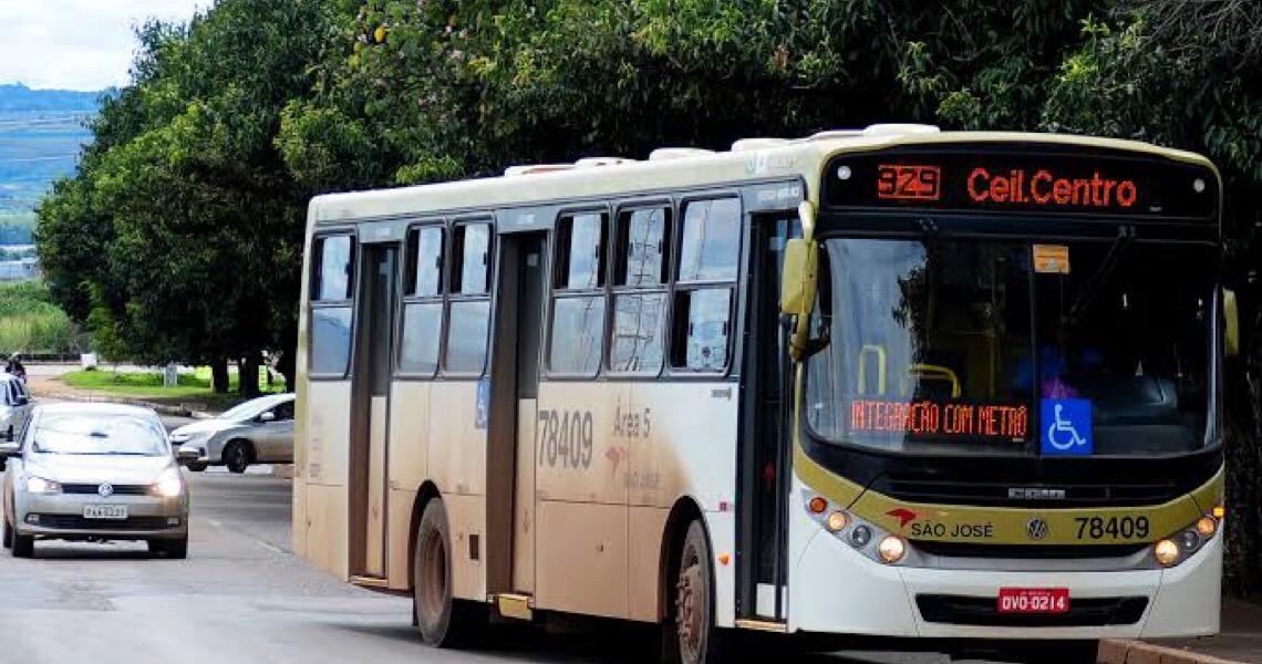 Transporte público coletivo do DF continuará operando normalmente durante o período de lockdown