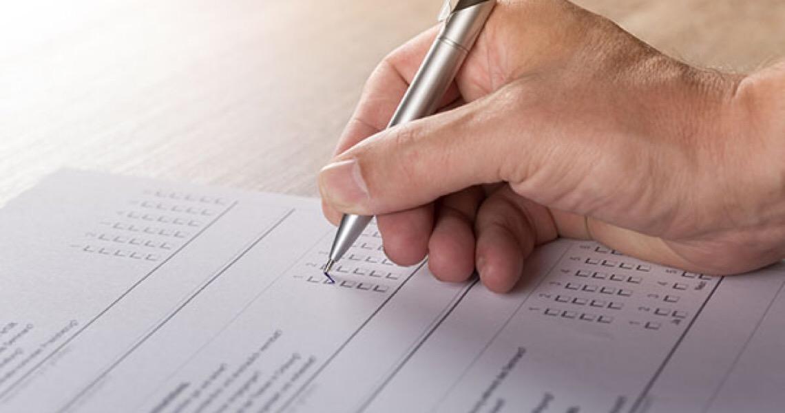 Prova objetiva do exame da OAB está suspensa por tempo indeterminado