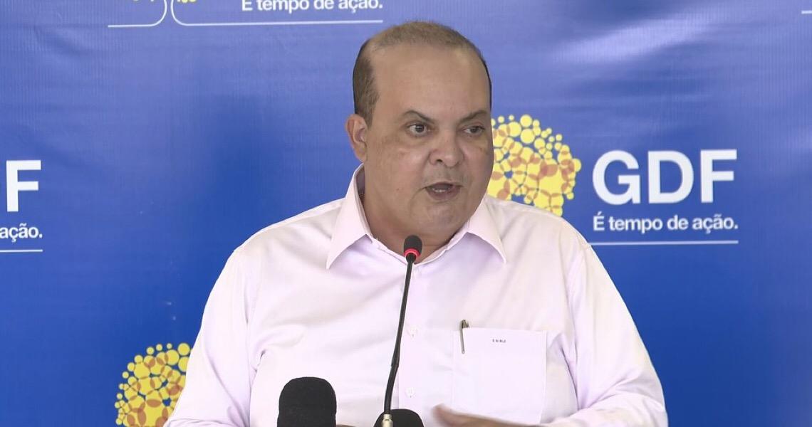 Ibaneis Rocha publica novo decreto com menos restrições no DF
