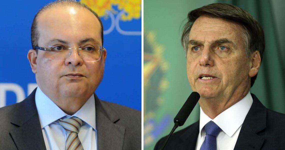 Bolsonaro incentiva protesto contra governadores ao postar vídeo de manifestação no DF