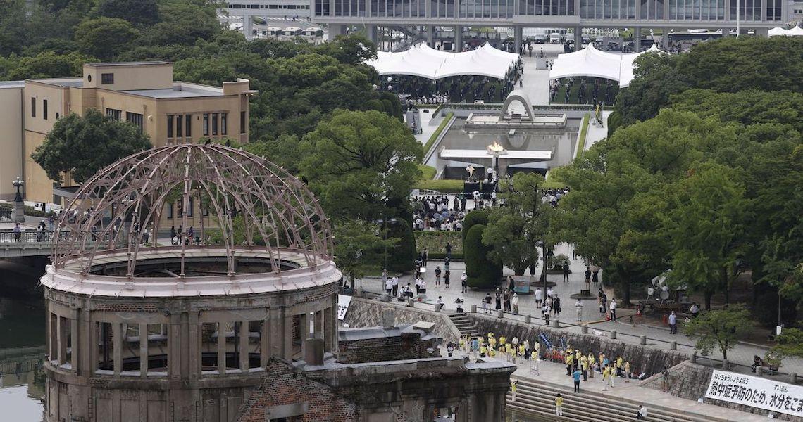 Museu de Hiroshima sobre efeitos da bomba atômica é reaberto