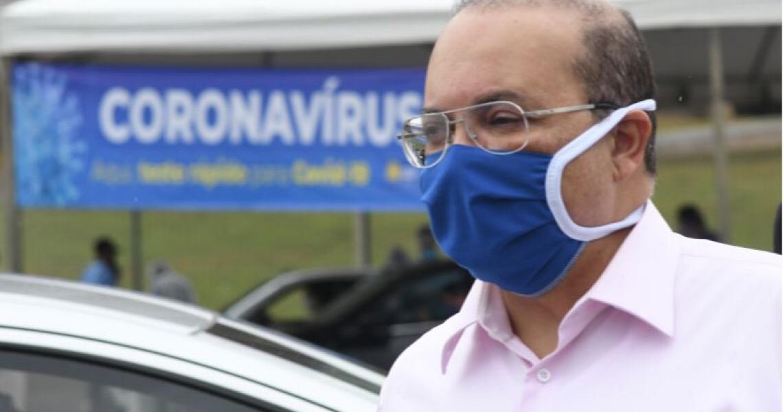 Apesar da pressão, Ibaneis diz que não estuda comprar vacinas fora do plano nacional
