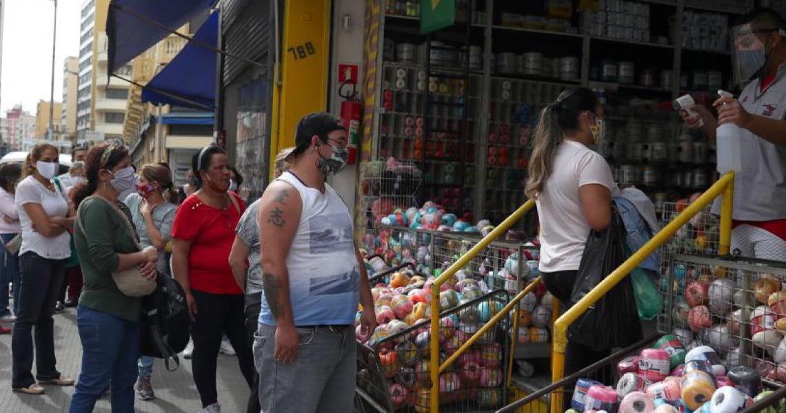 Nicolelis: Sem lockdown, Brasil caminha para ter a 'maior catástrofe sanitária mundial do século XXI'