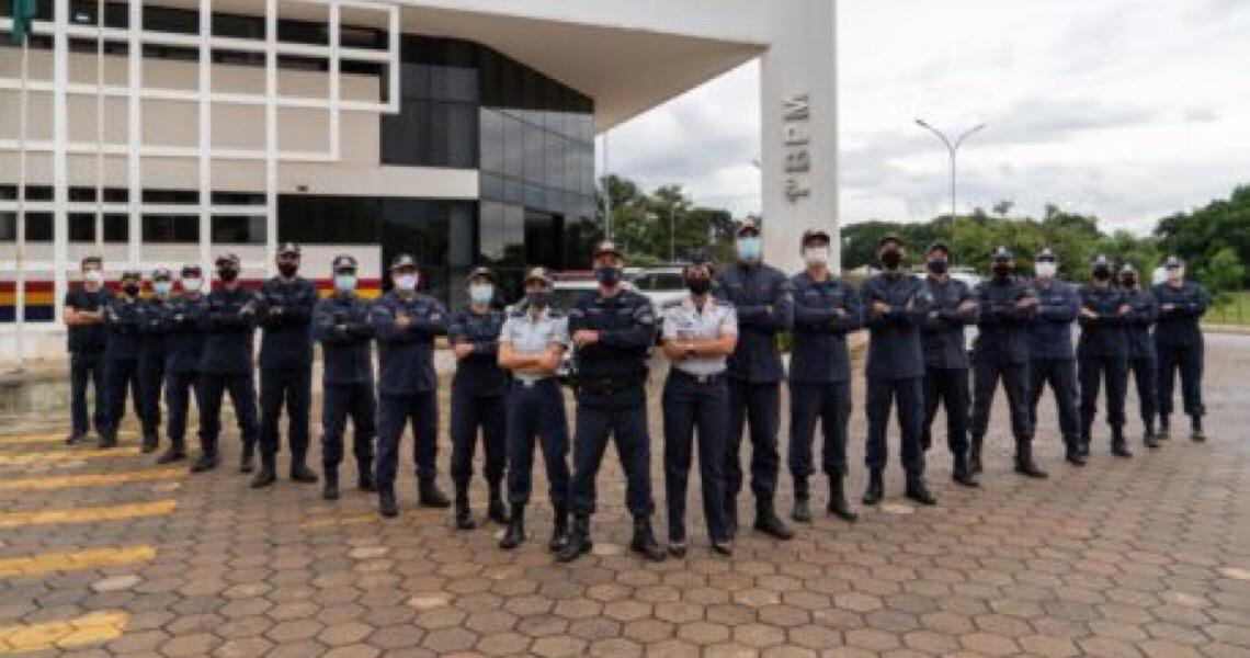 Primeira unidade da Polícia Militar do Distrito Federal completa 55 anos