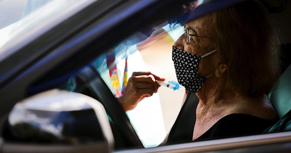 Índice de transmissão do coronavírus sobe pelas ruas do DF