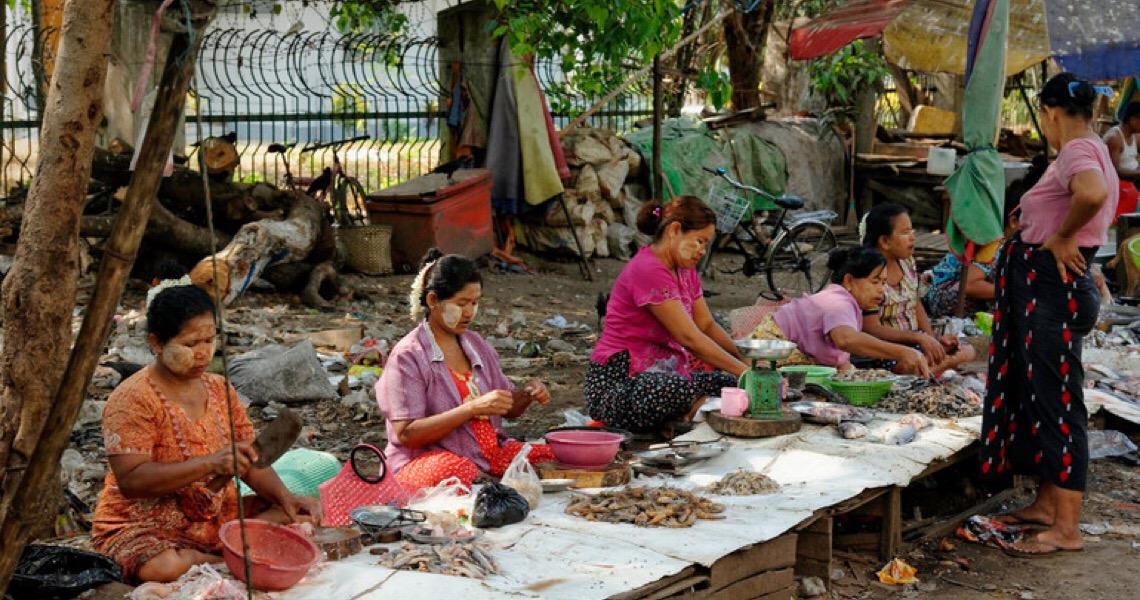 Pnud sugere renda básica temporária para ajudar mulheres mais pobres