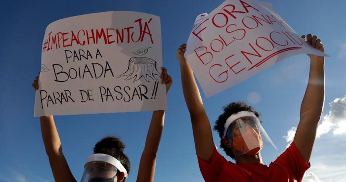Como a pandemia testou as instituições brasileiras