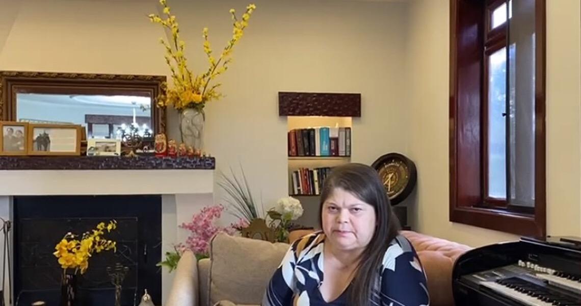 'Vivo um minuto por vez', diz 1ª paciente diagnosticada com Covid no DF um ano após infecção