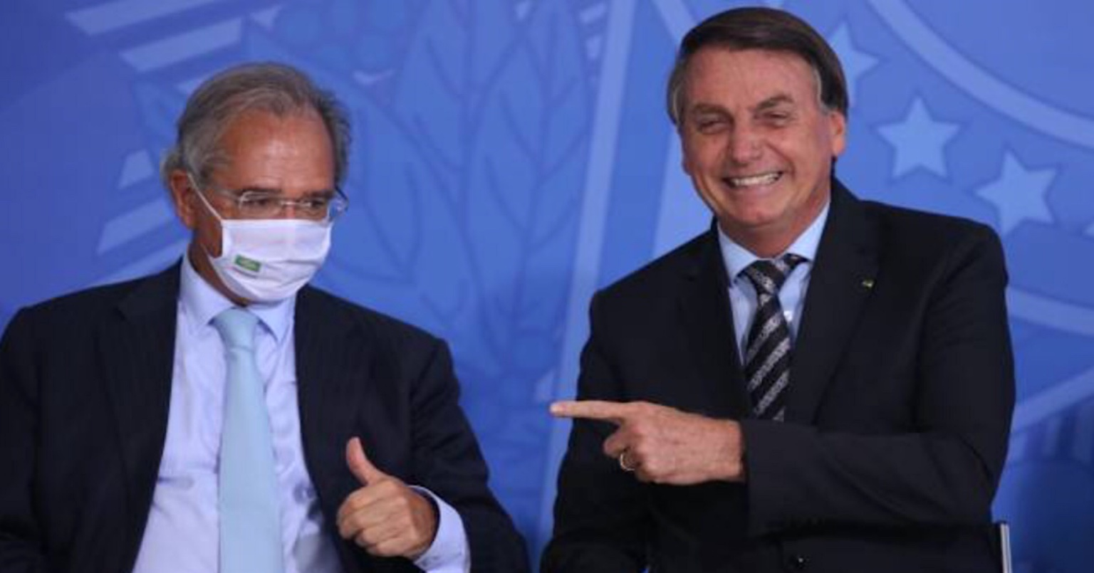 Paulo Guedes quer vacinação em massa; falta combinar com Jair Bolsonaro