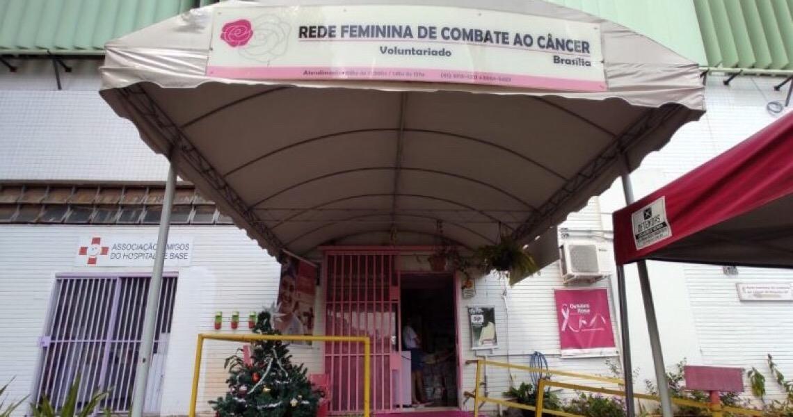 Contribua com doações para pessoas com câncer  no DF