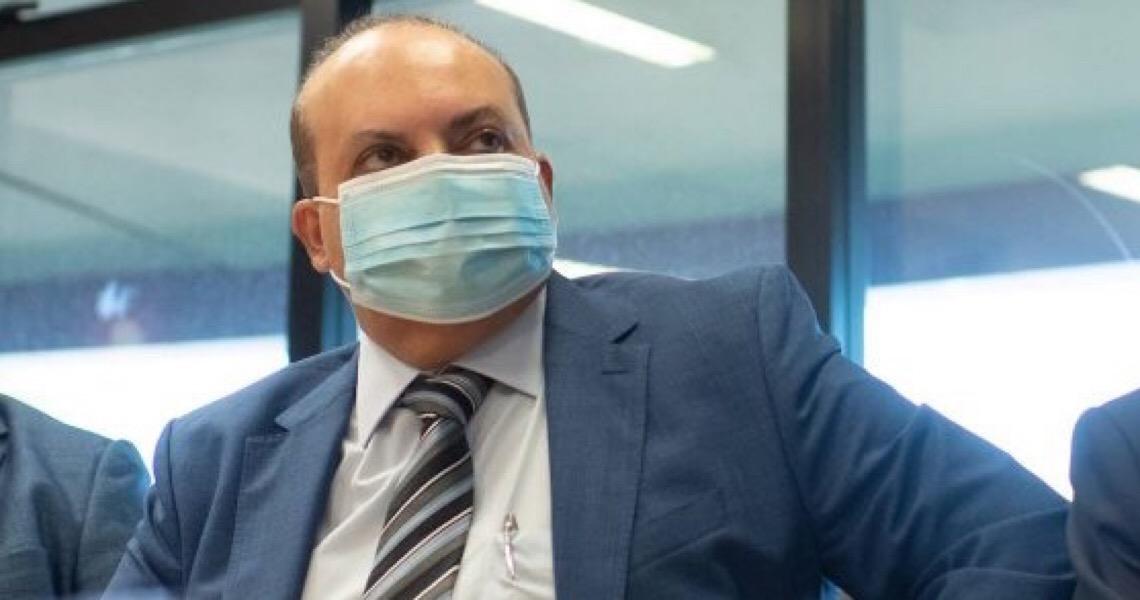 """""""DF tem hoje uma das maiores taxas de contágio do Brasil"""", diz Ibaneis"""
