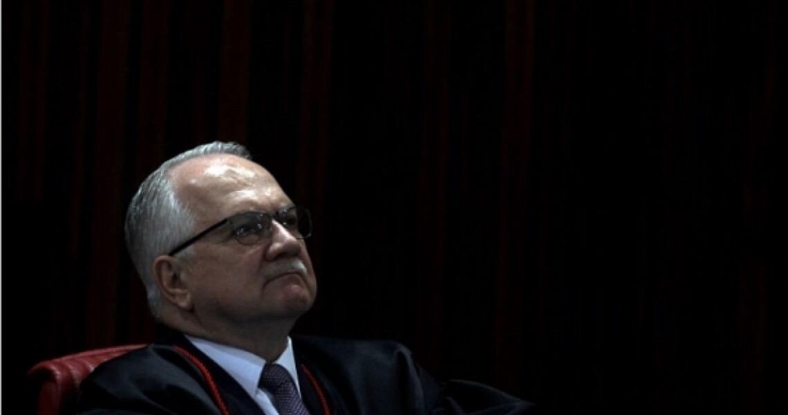 Edson Fachin levará ao plenário recurso da PGR contra decisão que anulou ações de Lula