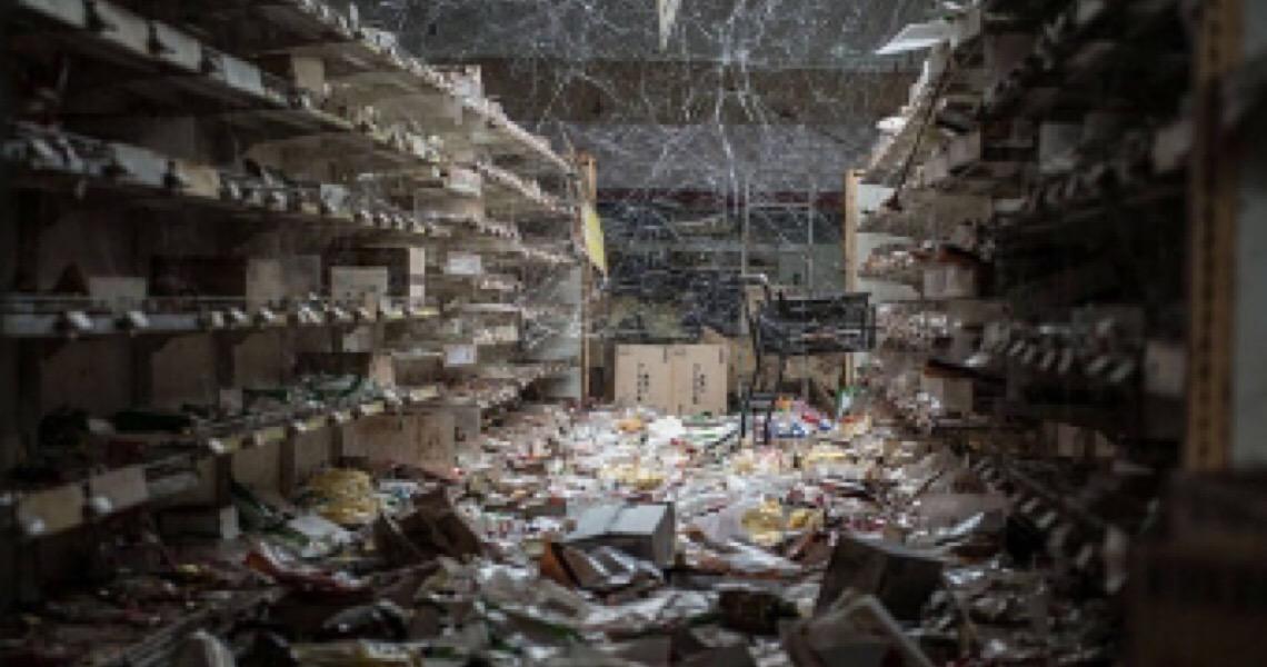 A difícil reconstrução de cidades fantasmas em Fukushima 10 anos após tragédia