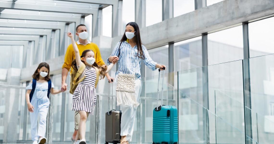 Anvisa aperta regras para uso de máscaras em aeroportos e aviões