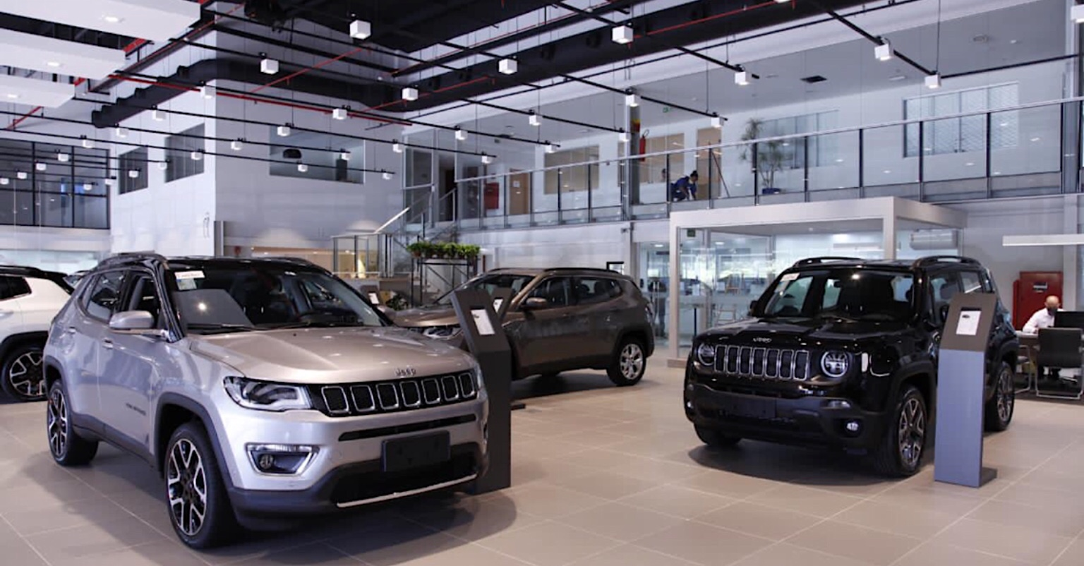 Bali Jeep abre as portas no SAAN
