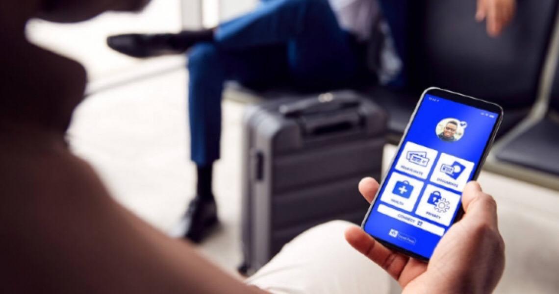 'Passaporte de vacina contra covid': companhias aéreas iniciam teste com app