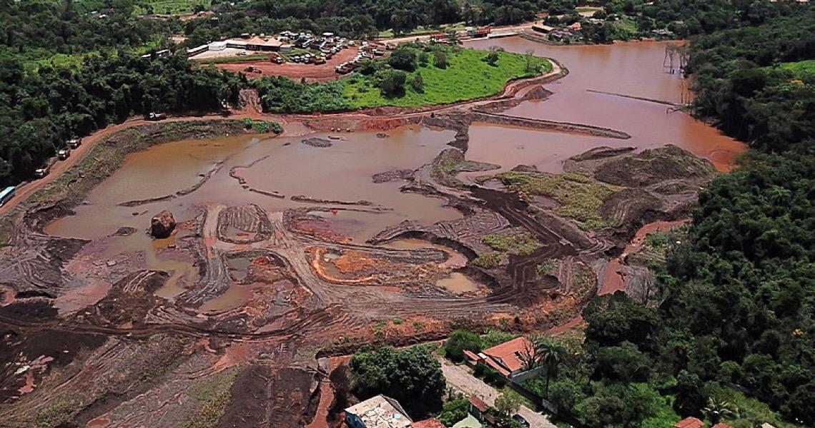 Mineração, agronegócio e urbanização são os vilões da qualidade da água no Brasil
