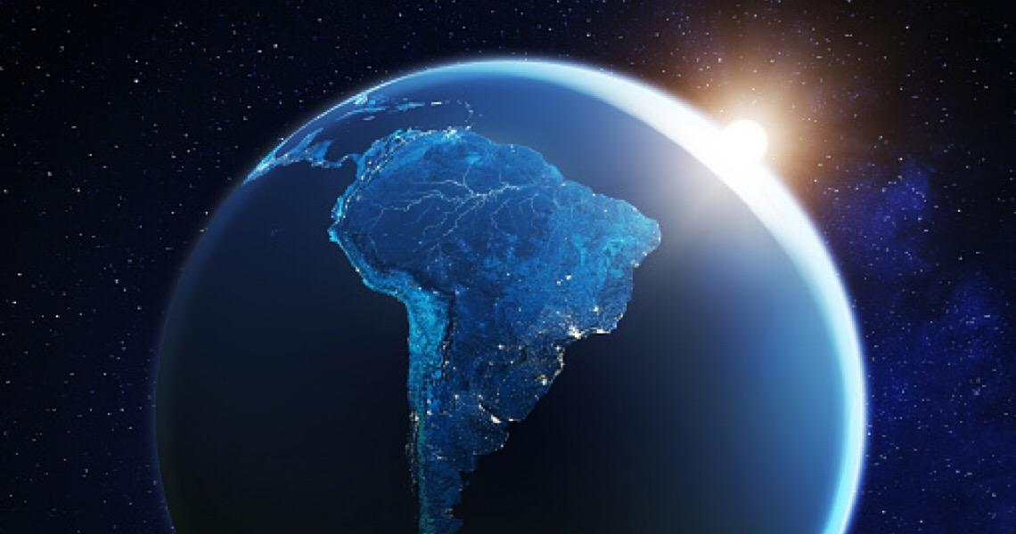 Descontrole da pandemia no Brasil assusta América do Sul