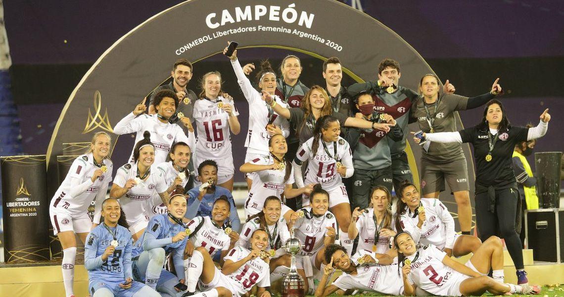Ferroviária conquista bicampeonato da Libertadores Feminina