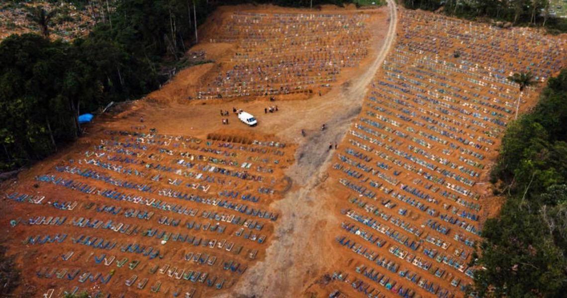 Amazonas registra queda de 80% em mortes por Covid-19 após fechar comércio não essencial