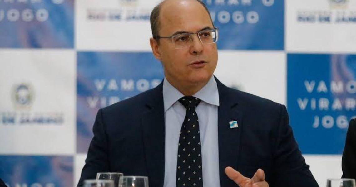 STF nega pedido da defesa de Witzel para suspender processo de impeachment