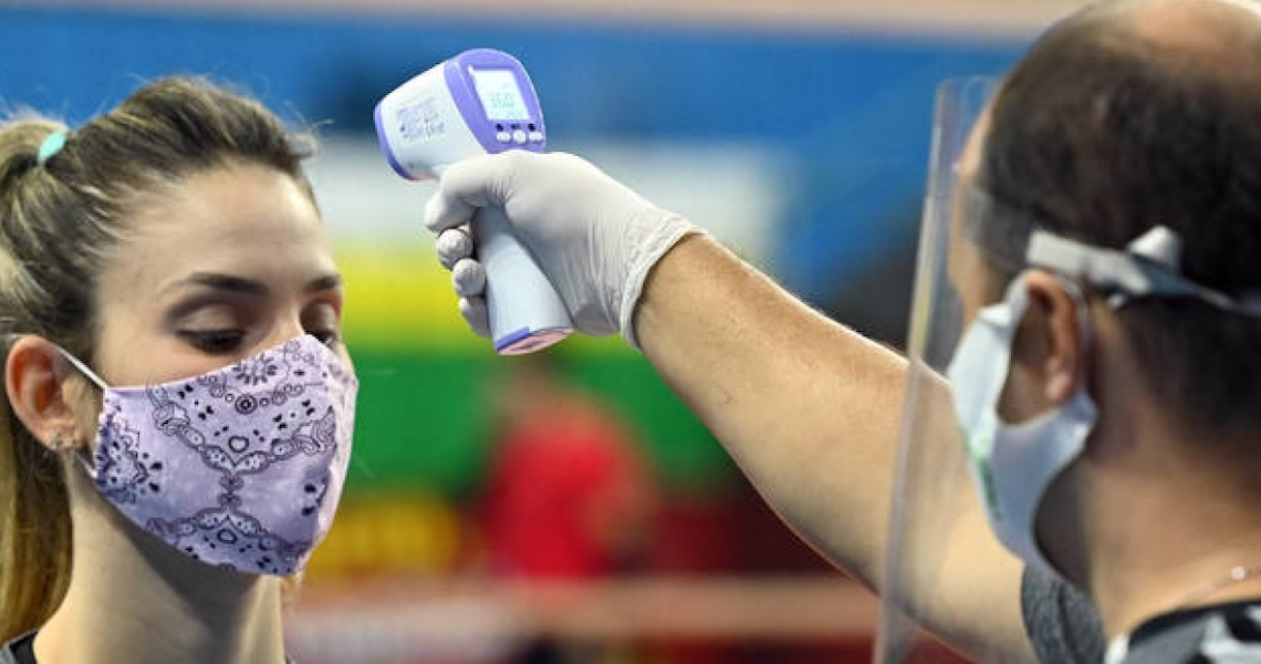 Um alerta sobre a importância do esporte na pandemia