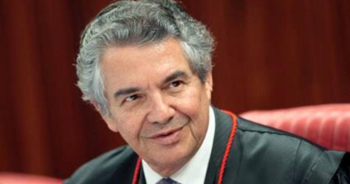 Decano, Marco Aurélio Mello defende Barroso e vê 'esperneio' de Bolsonaro