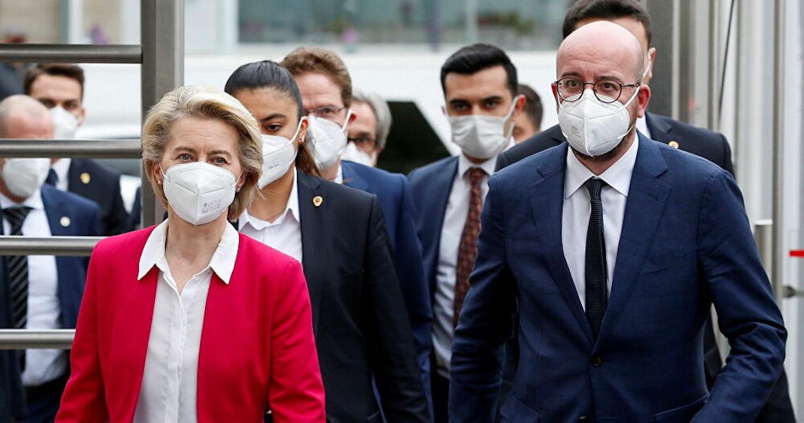 Chefe do Conselho Europeu confessa que 'dorme mal' após incidente com cadeiras em Ancara