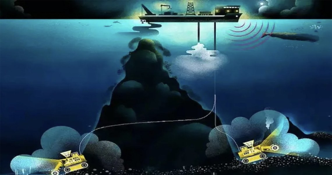 Moratória para mineração submarina ganha adesão