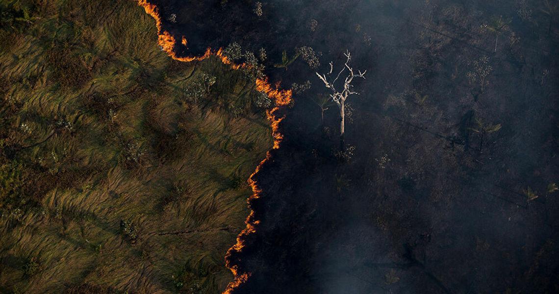 Com época de seca à vista, especialistas veem 'tendência desastrosa' para a Amazônia em 2021