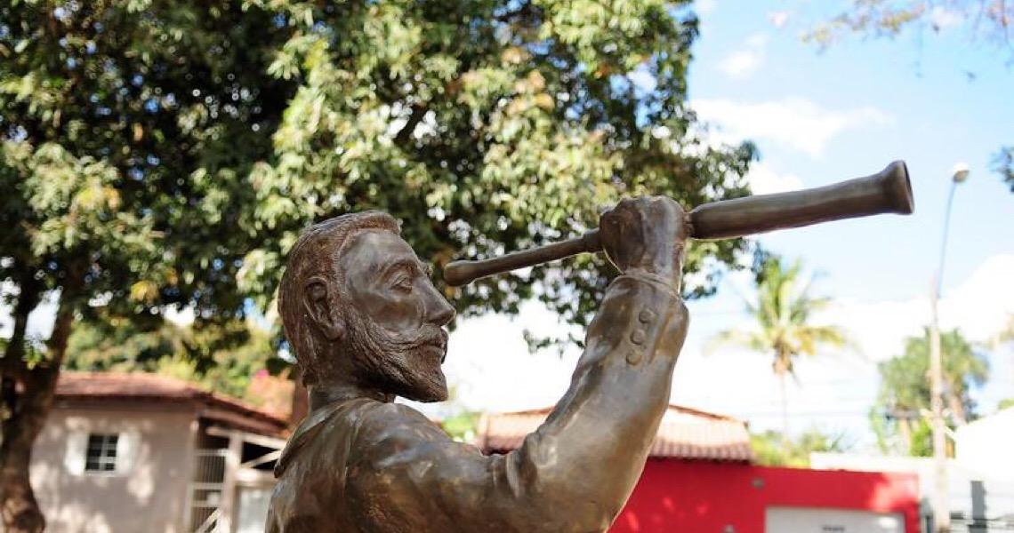 Responsável pela Missão Cruls batizará o Planetário de Brasília